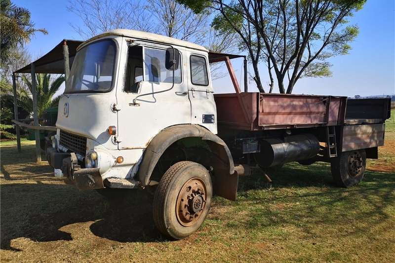 Other Bedford 4ton 4x4 Truck