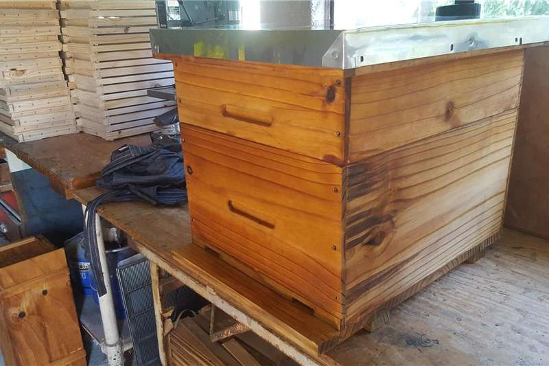 Other Bee Hives For Sale (Bee ready)