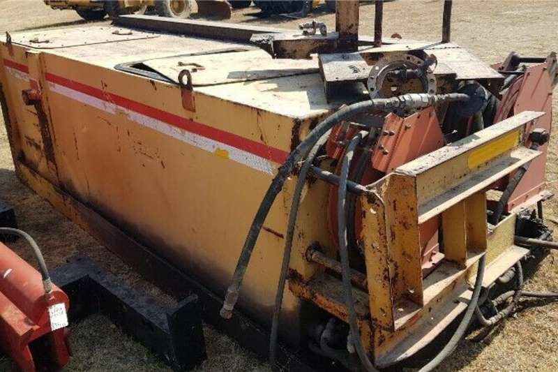 Bowser Tank with Transfer Pump Other