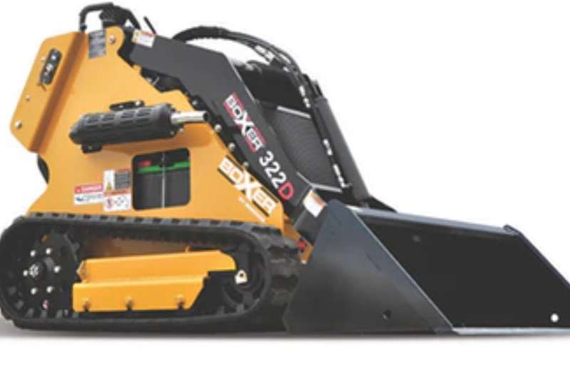 Other Boxer 322D Skid Steer 2020