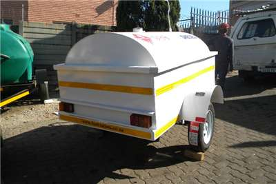 Bunded trailer Other