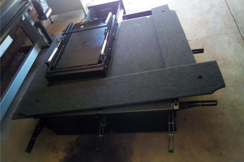 Other Bush Company side by side drawer system double cab