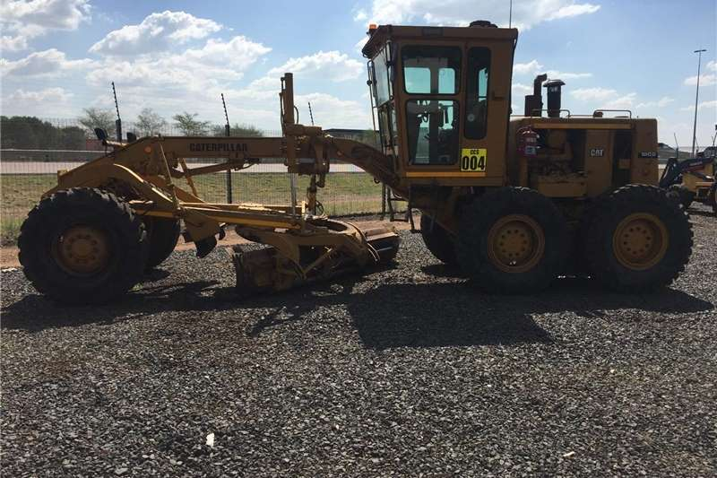 Other CAT Grader 120GPre Owned Other 2001