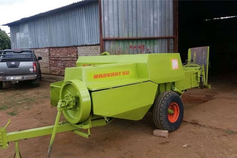 CLAAS MARKANT 50 Other