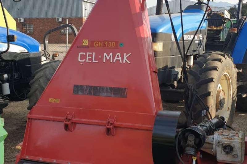 Other Combine harvesters and harvesting equipment Forage harvesters Celmak Single Chop 2017