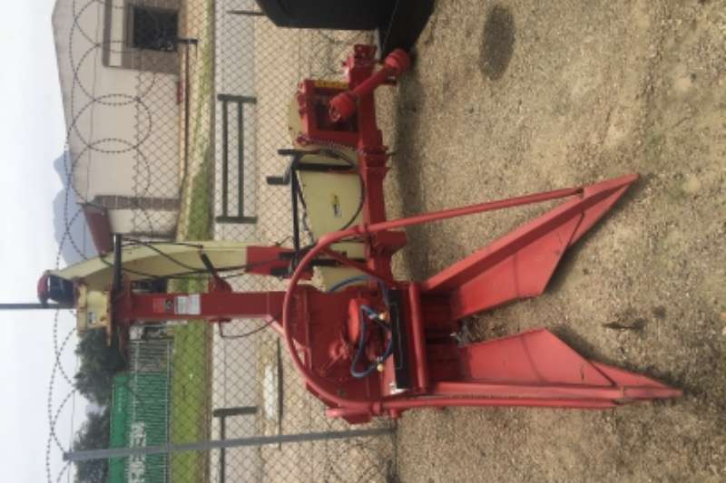 Other Combine harvesters and harvesting equipment Forage harvesters Noquera Pecus Forage Harvestor 2017