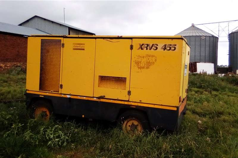 Other COMPRESSOR ATLAS XRVS455
