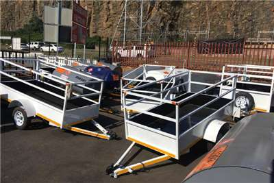 Cub Trailers Other