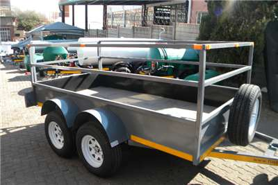 Cub trailers/Open Loading Trailers Other