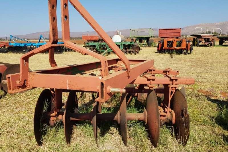 Other Cultivators Harrows 6x6 Lift disc harrow