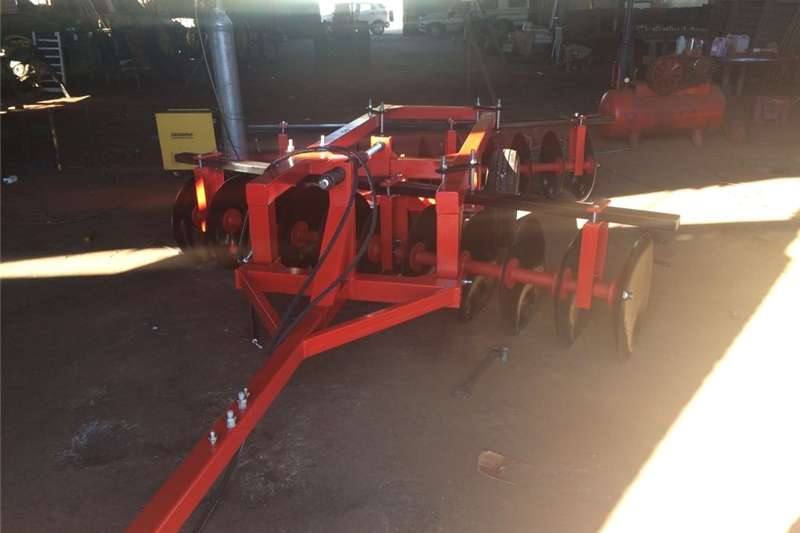 Other cultivators New hydraulic discs for sale