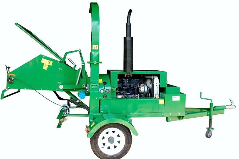 Other DH 160 Diesel Chipper.Mobile and easy to use.