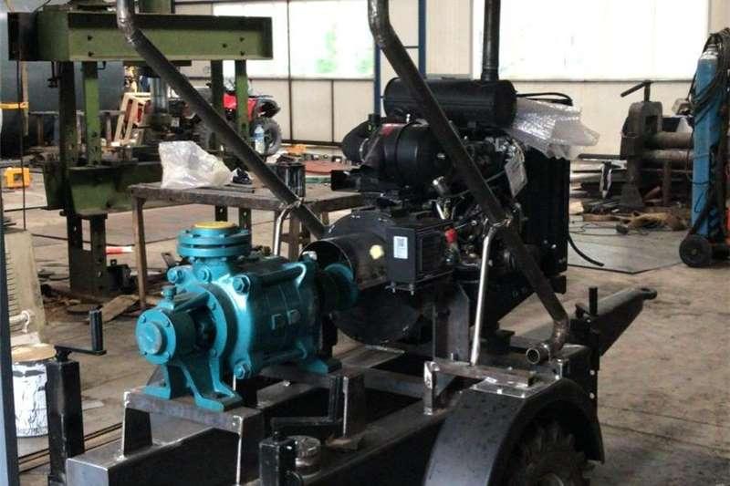 diesel or petrol engine pumps Other
