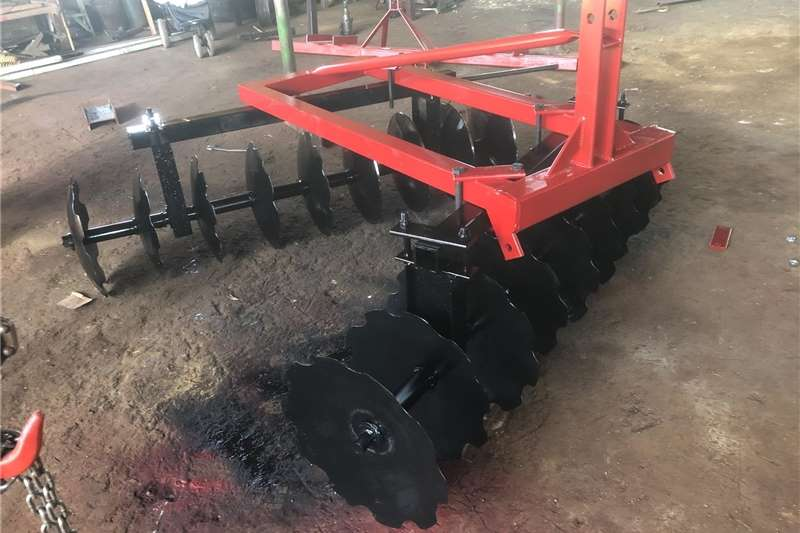 Disc harrows Other