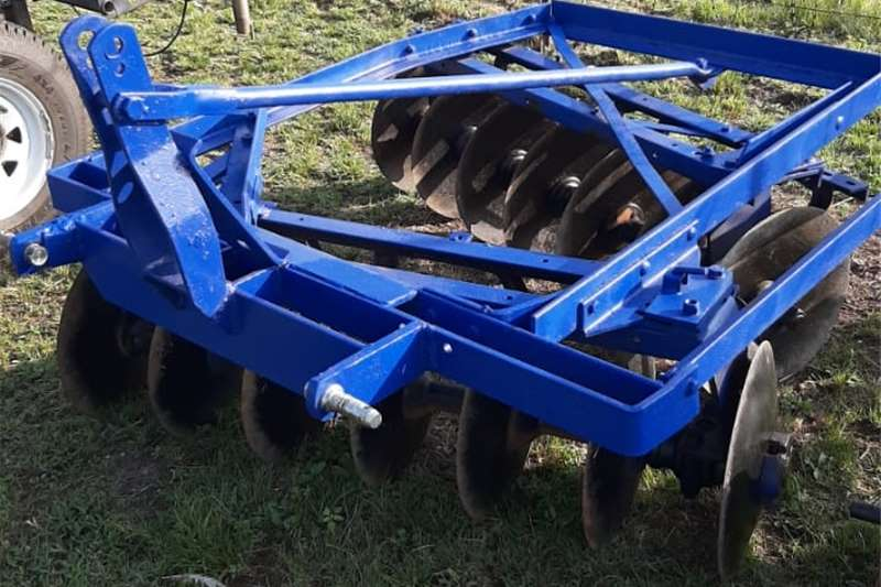 Disc plough 14 row Other