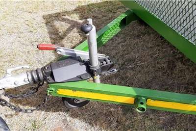 Double Axle Utility Trailer Other