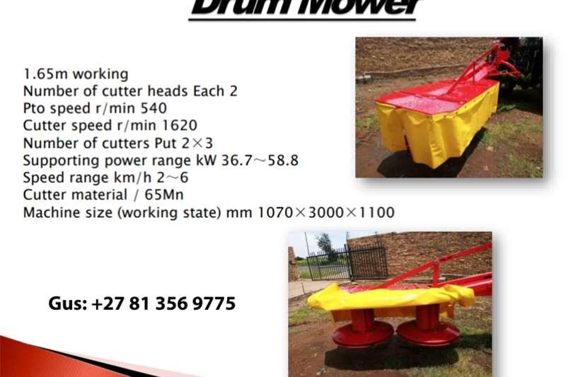 Drum Mower Other