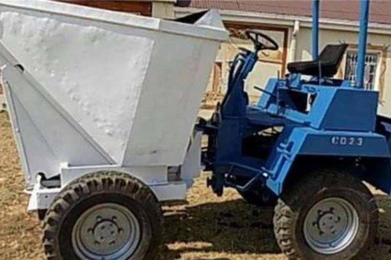 Other Dump Truck 2 Ton Concrete