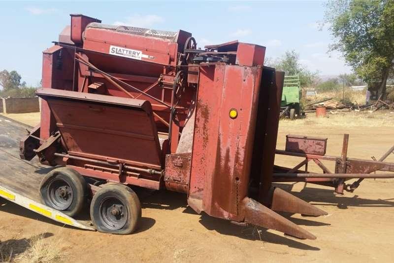 Enkel Ry Stroper / Single Row Harvester Other