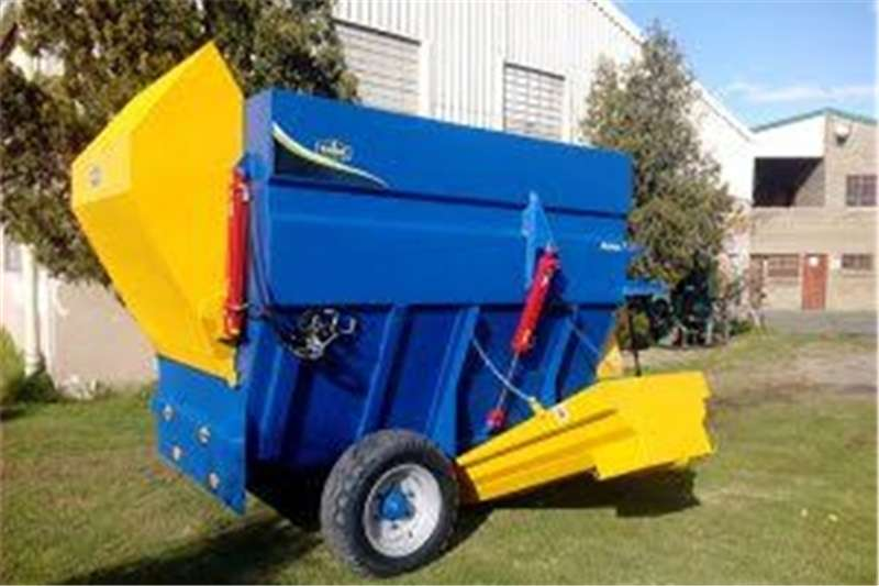 Feed mixers for sale in South Africa | AgriMag