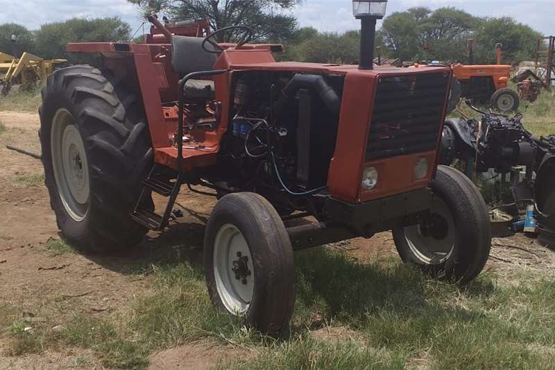 Fiat 780 tractor Other