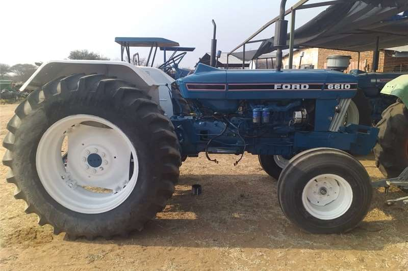 Ford 6610 met Power Stearing puik toestand Other