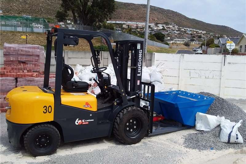 FORKLIFTS LIUGONG(Est 1958) SEMI ROUGH TERRAIN FOR Other