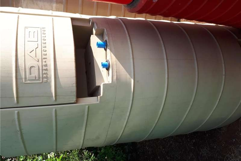 Other Greywater recycling tank with pump
