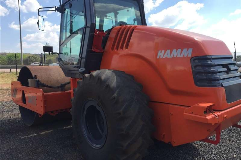 Other HAMM 3411Roller Compactor Pre Owned Other 2009