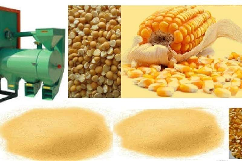 Other hammer mills Maize mill