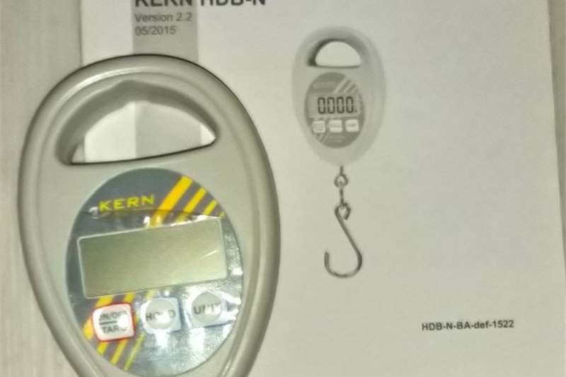 Hanging Scale Kern and Sohn 5Kg Other