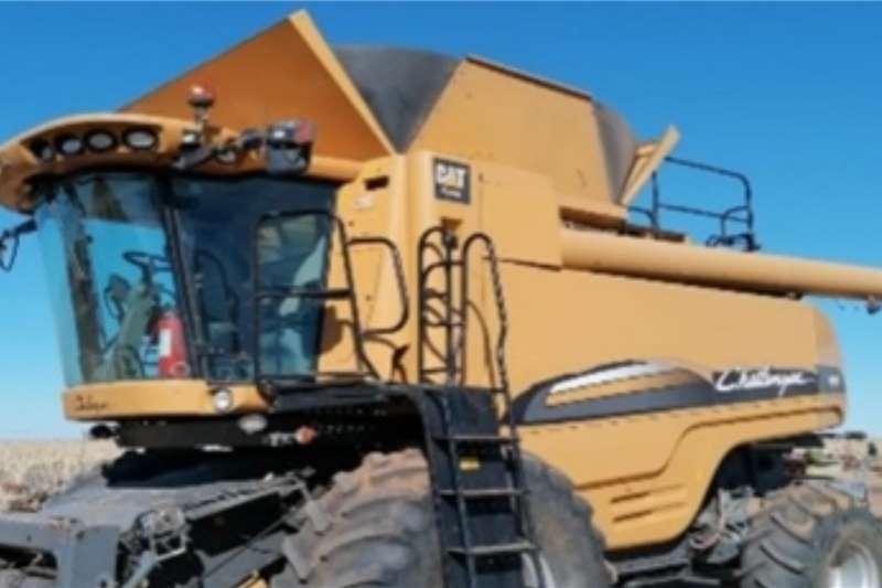 Other Challenger 680B Harvesting equipment
