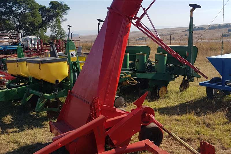 Other Harvesting equipment Forage harvesters Kverneland Taarup Harvester