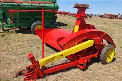 Other Forage harvesters Silage harvester Harvesting equipment