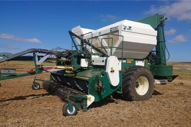Other Harvesting equipment Grain harvesters Pickett Twin Master 2015
