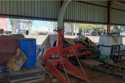 Other Kuilvoer Kerwer Silage Chopper Harvesting equipment