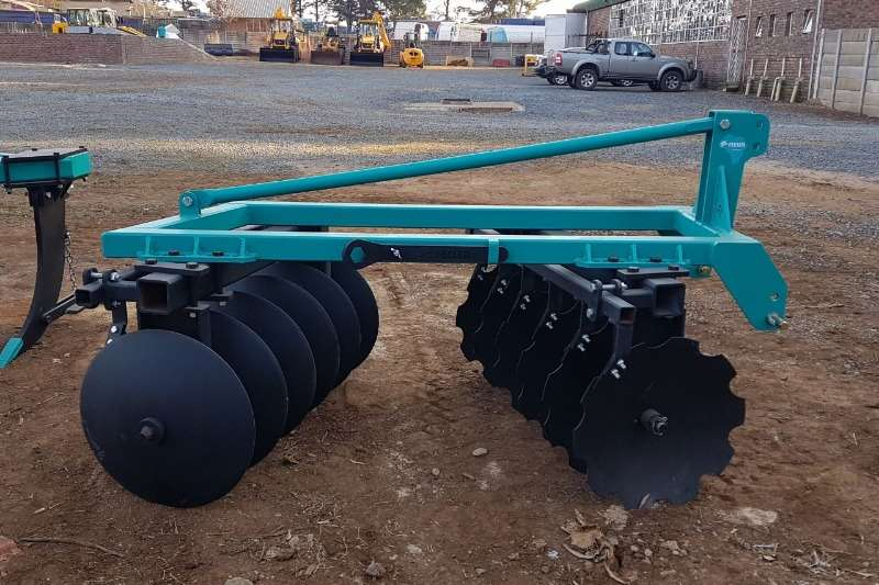 Other Harvesting equipment Other combine harvesters and harvesting equipment 12 Disc Harrow 2019