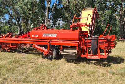 Other Potato harvesters Grimme DL 1500 Harvesting equipment