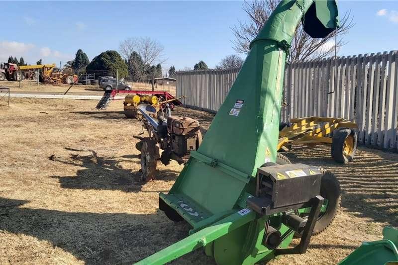 Other Harvesting equipment Single Chop Forage Harvester