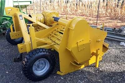 Other Struik Rotavator Harvesting equipment