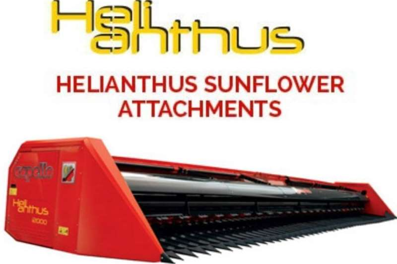 Other Sunflower headers New Capello Helianthus 9400 Header Harvesting equipment