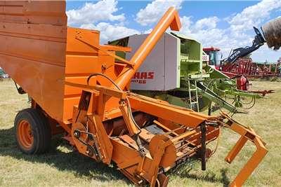 Other Threshers Vetsak Sugar Bean Harvester / Boontjie dorsmasjien Harvesting equipment