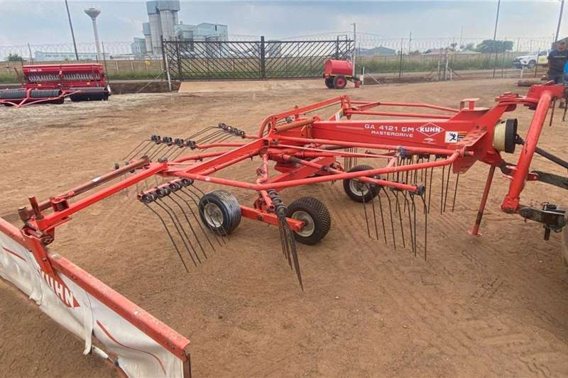 Other Hay and forage Rakes Kuhn GA 4121 GM 2018