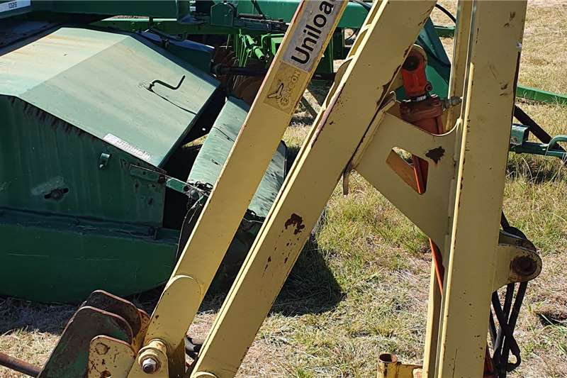 Other Bale handlers Falcon Uniloader Hydraulic bale loader Haymaking and silage