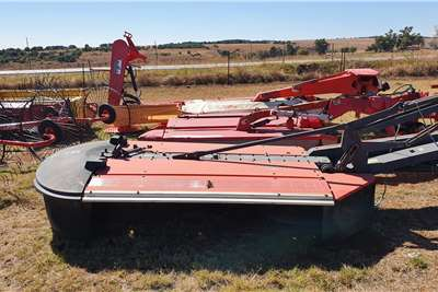 Other Disc mowers DISC MOWERS Haymaking and silage