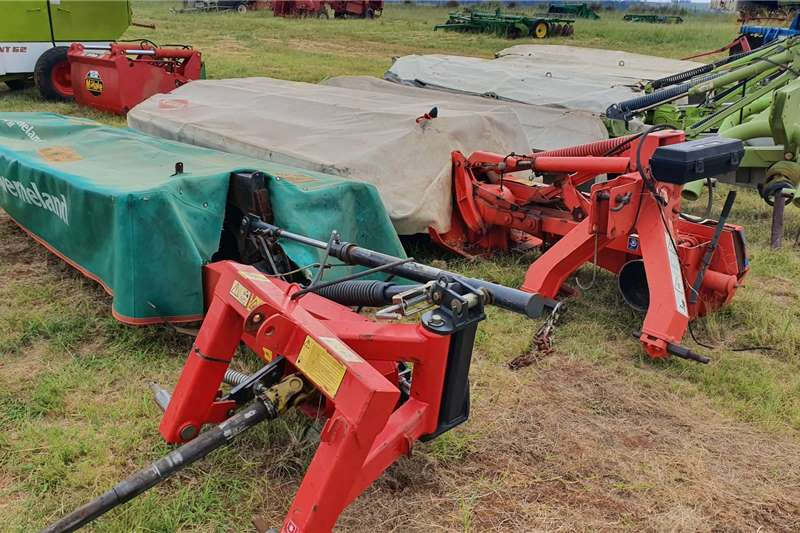Other Haymaking and silage Disc mowers Kverneland 6 disc mower 2013