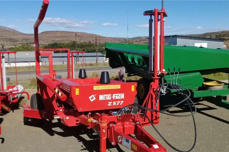 Other Metal Fach Z560/Z577 Wrappers Haymaking and silage