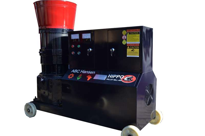 Other Pellet mill 1 ton per hour Haymaking and silage