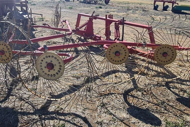 Other Rakes 10 Wheel Rake Haymaking and silage