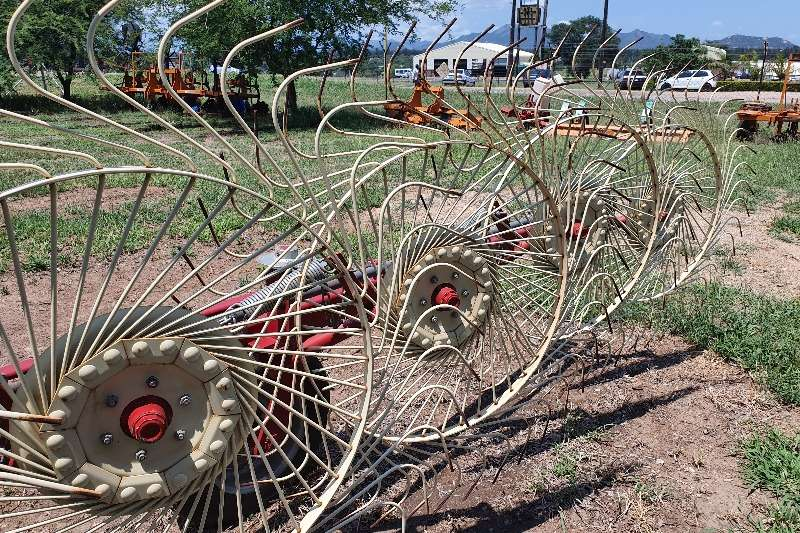 Other Haymaking and silage Rakes Sitrex TR9/S  Rake. 2017